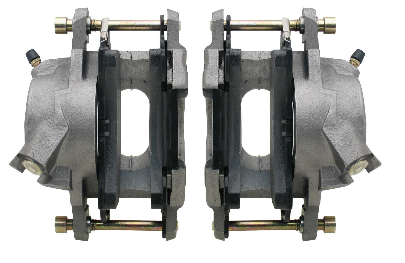 4039-4040  GM Front Single Piston Calipers