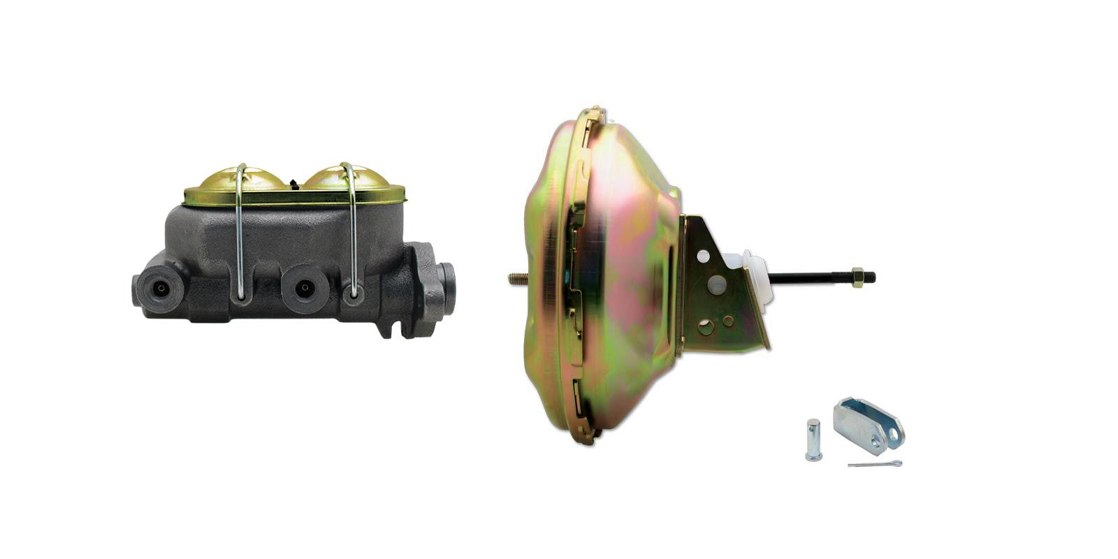 1964-1972 GM A, F, X Delco Moraine Booster Conversion Kit