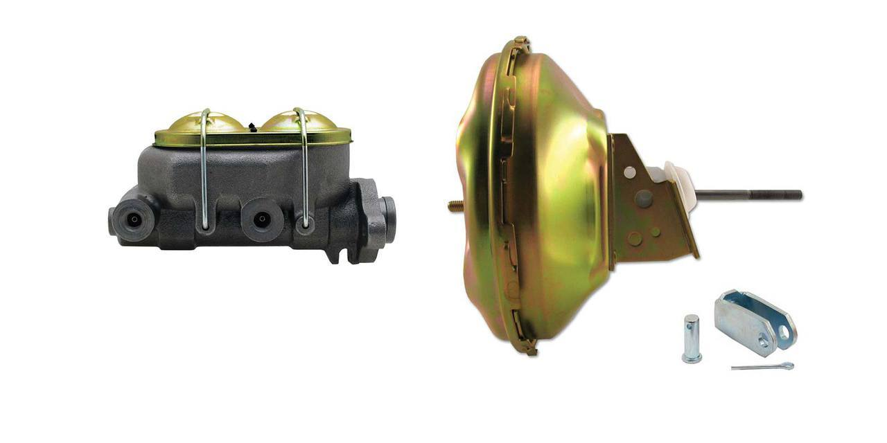1964-1972 11 Delco Style Booster Conversion Kit
