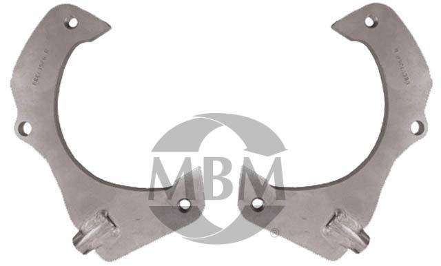 Mustang II Caliper Brackets
