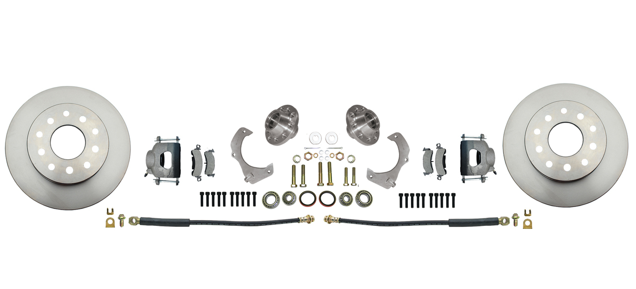 1974-1978 Mustang Ll Wheel Kit W/O Spindles
