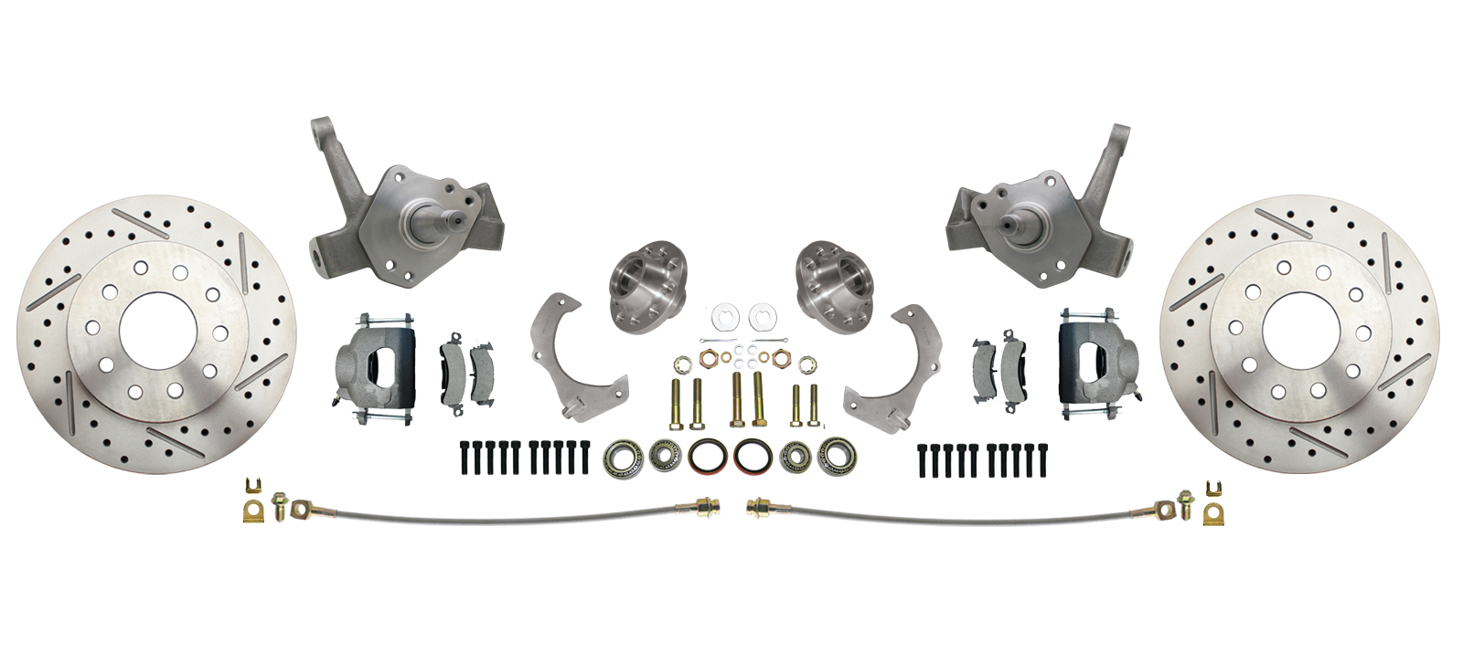 1974-78 Mustang II Stock Height High Performance Kit