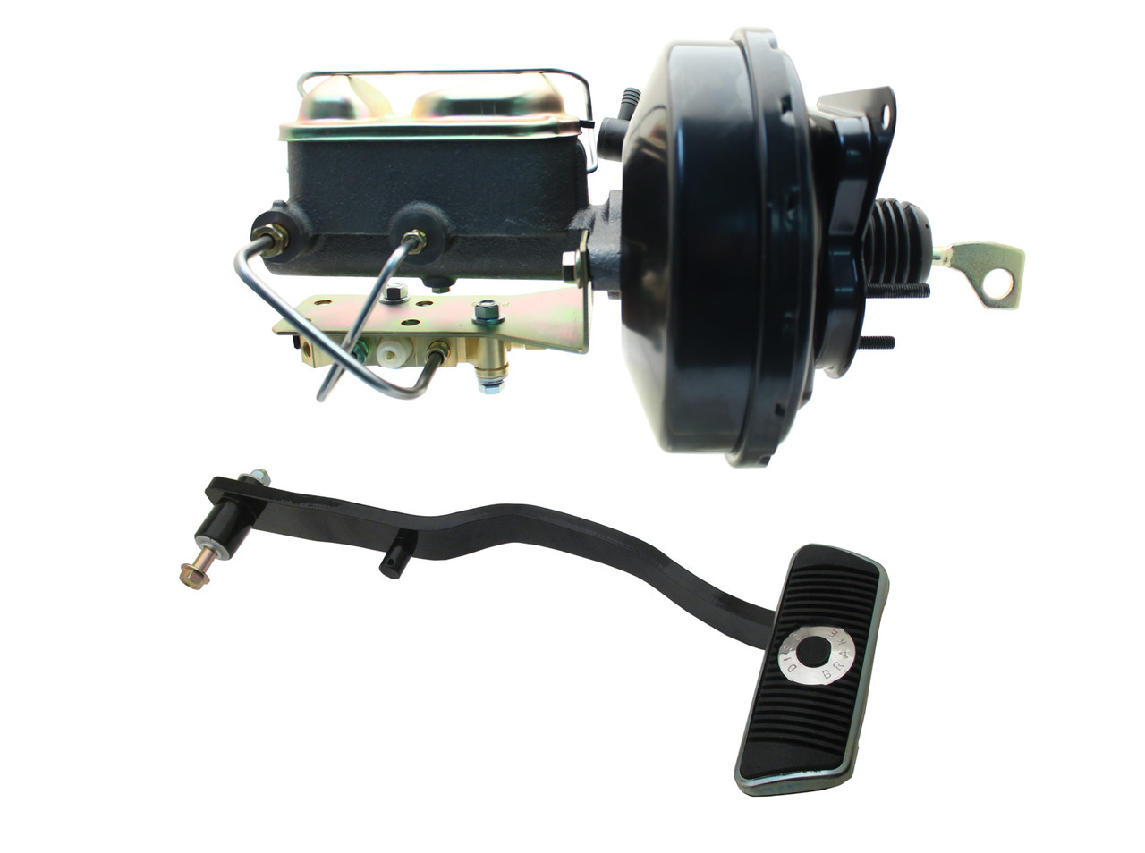 1967-1970 Ford Mustang Booster Conversion Kit Automatics Only (Disc /Disc)