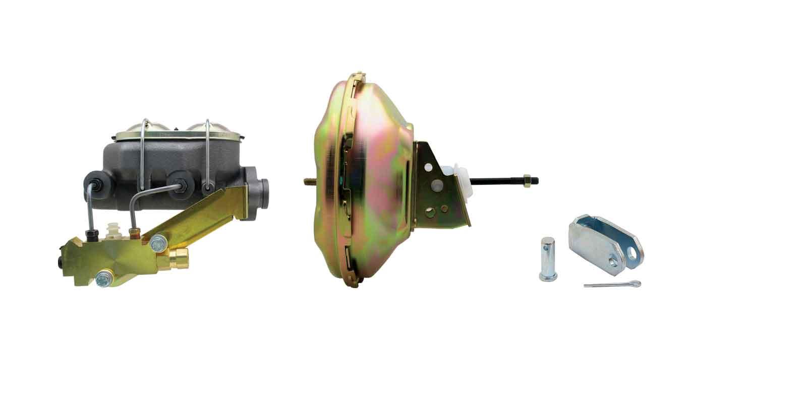 GM-227 - GM A, F, X 11 Power Brake Booster Conversion Kit (Disc/Drum)