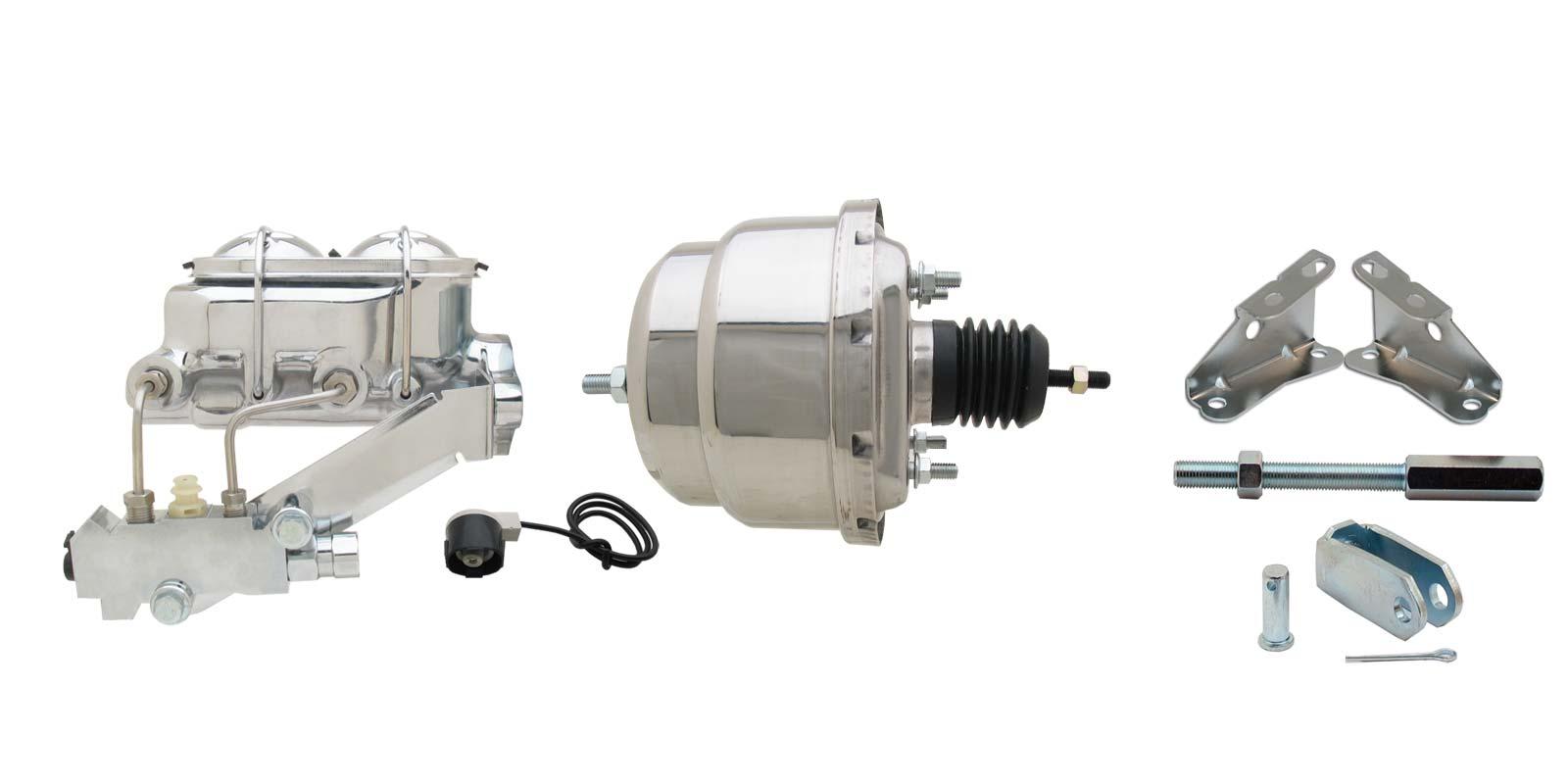 1964-1972 GM A, F, X Power Brake Booster Conversion Kit