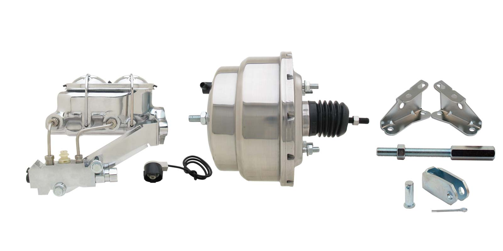1964-1972 GM A, F, X Power Brake Booster Conversion Kit