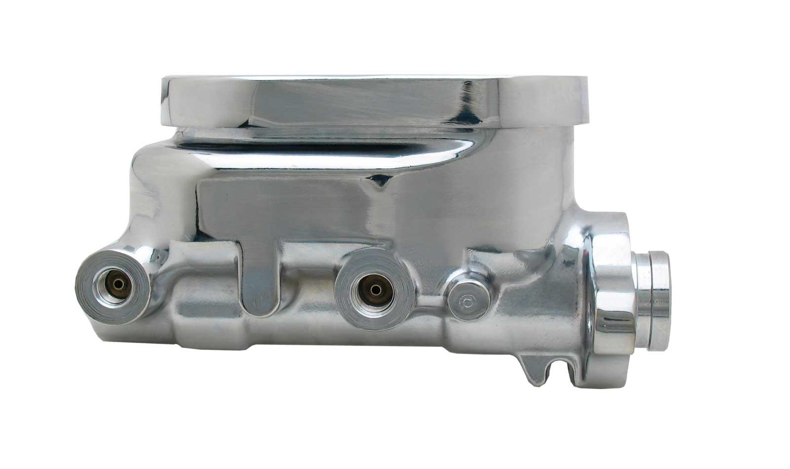 GM Universal Aluminum Chrome Master Cylinder