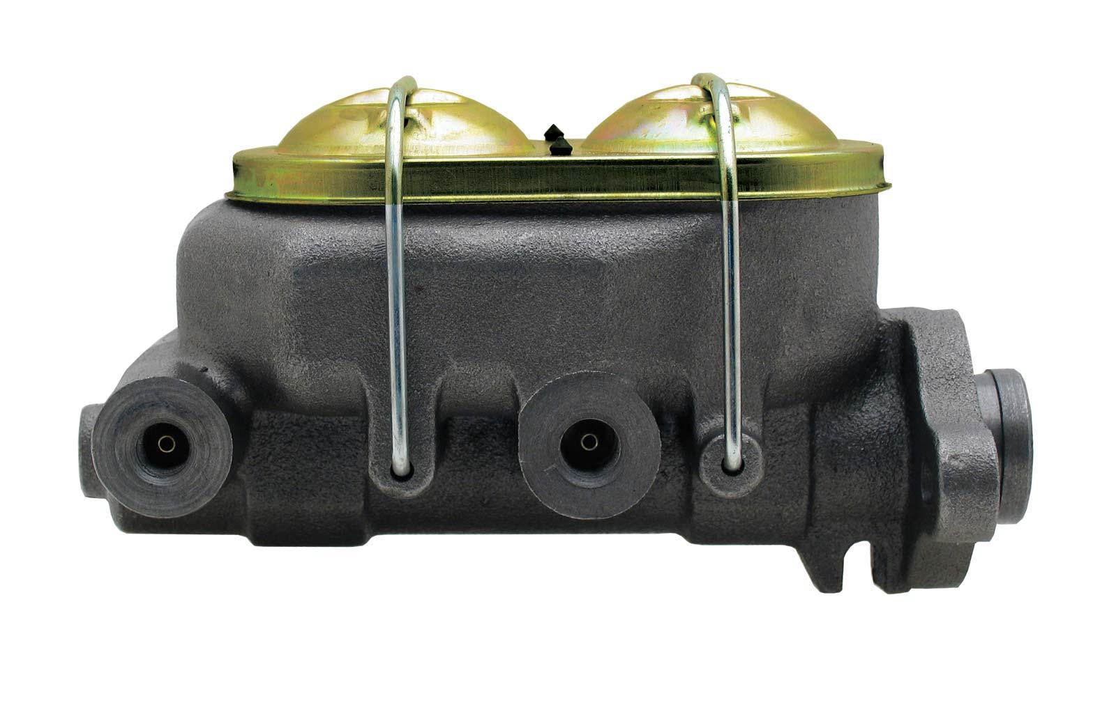 GM Universal Cast Iron Master Cylinder 3/8 Ports