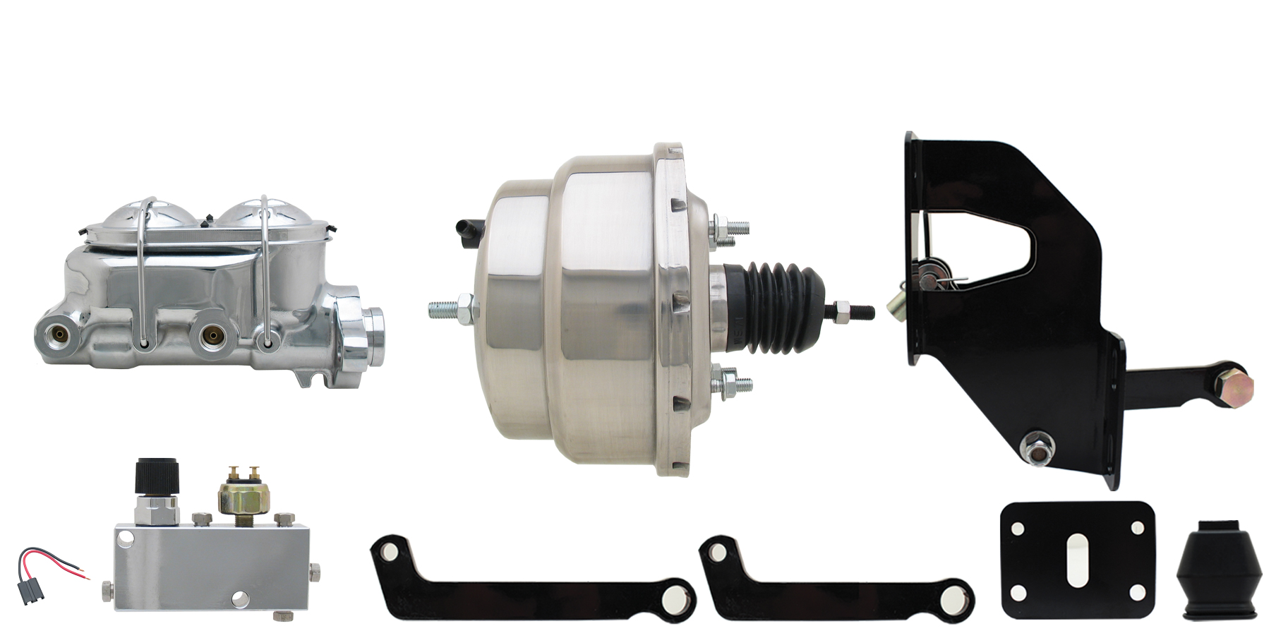 Mopar B&E Booster Conversion Kit