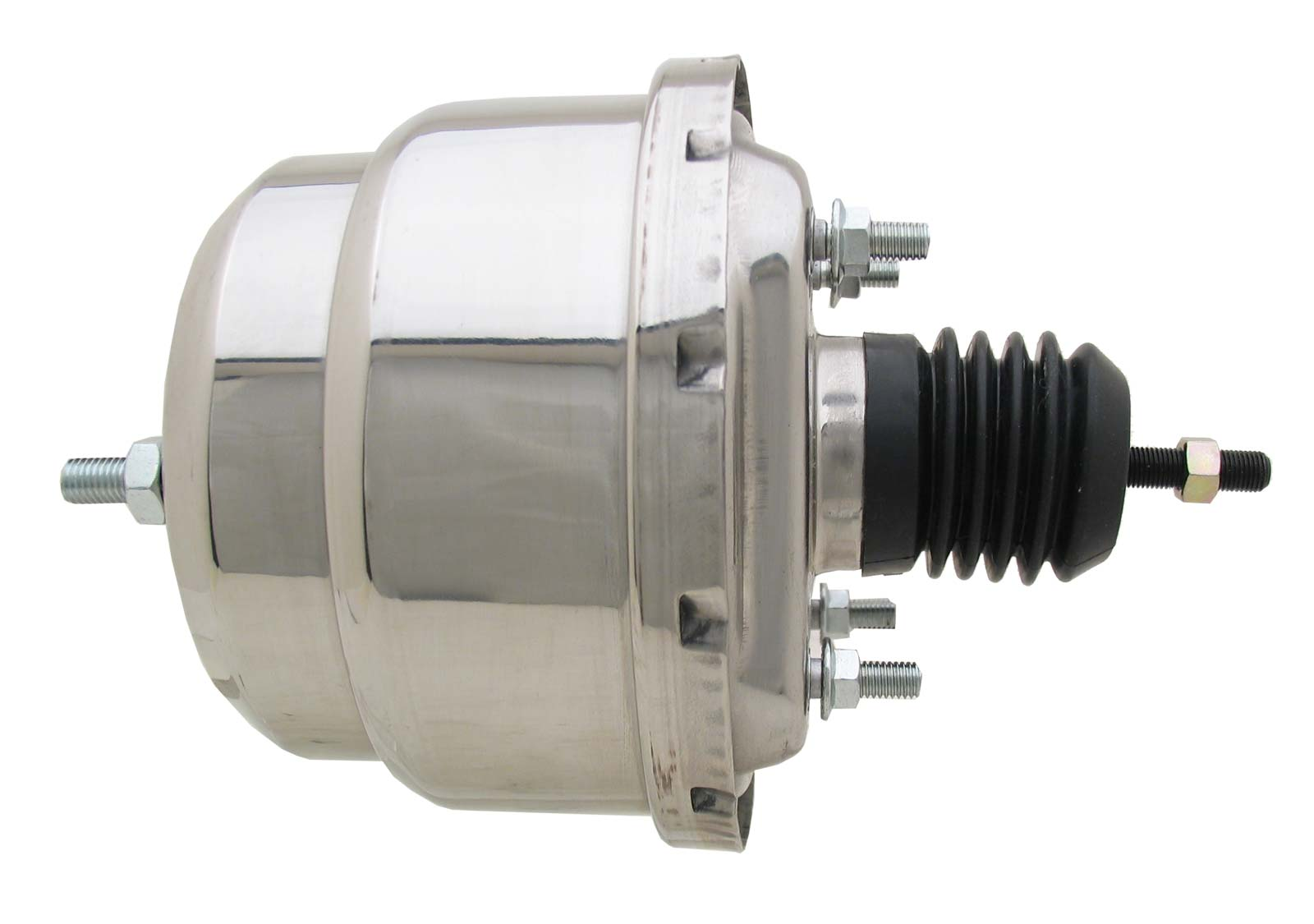 Universal 7 Dual Diaphragm Booster Stainless Steel
