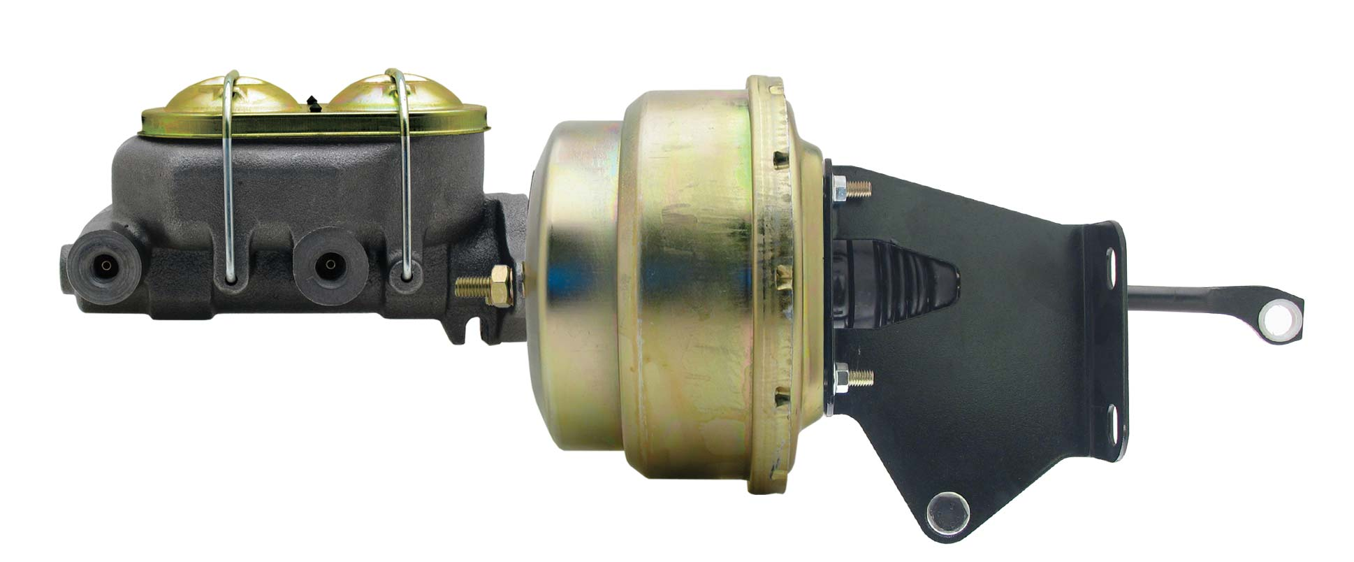 1974-1986 Jeep CJ Power Brake Booster Conversion Kit