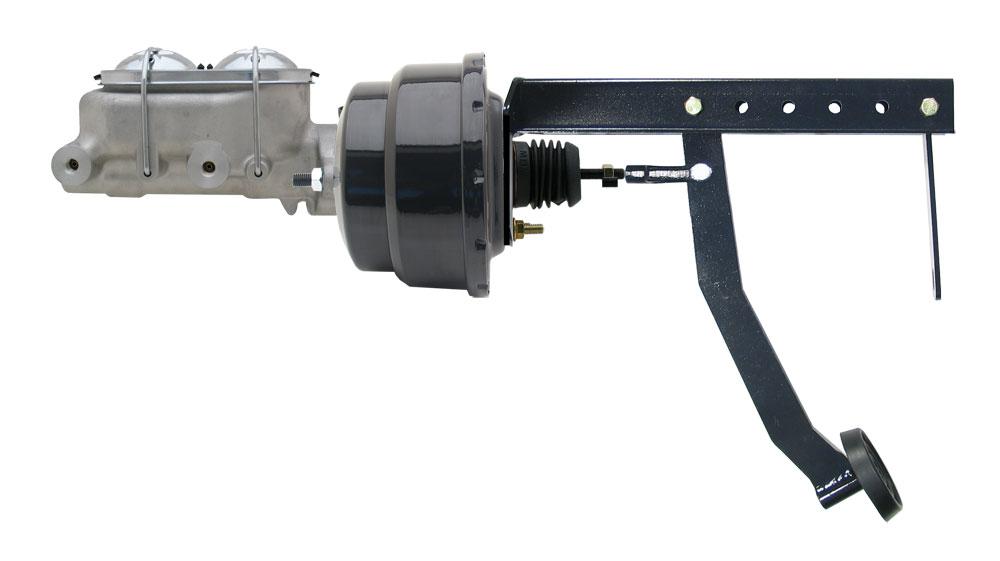 Universal Powder Coated 7 Dual Bolt-on Power Unit.