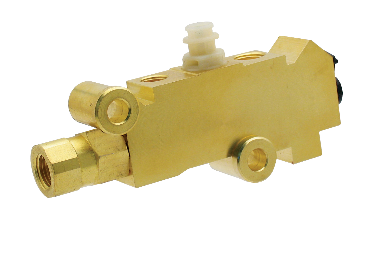 Disc/Drum Proportioning Valve - Brass