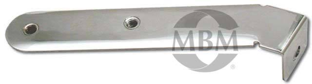Left Side Mounting Bracket - Stainless Steel